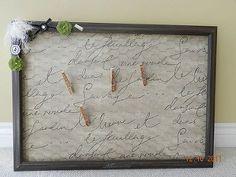chicken wire memo boards, crafts