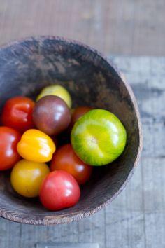 Gazpacho de dos colores (twee kleuren gazpacho)