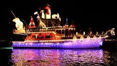 Pre-Christmas Boat Parade of Lights Cruises @ Newport Landing Chartered Boats (Newport Beach, CA)