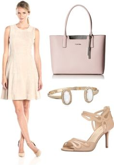 5 Gorgeous Neutral Outfits – Beige to Blush