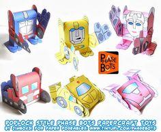 transformers papercraft - Pesquisa Google