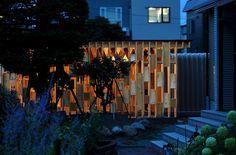 japanese timber craft highlighted in yoshichika takagi's garden shelter