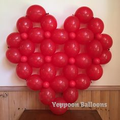 "13 Likes, 1 Comments - YeppoonBalloons (@yeppoonballoons) on Instagram: ""Happy Valentine's Day! #yeppoonballoons #valentinesday #valentinesday2018 #balloonsarefun…"""