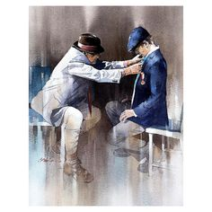 """thomas w schaller : artist on Instagram: """"Helping Hand """"No one is useless in this world who lightens the burden of another"""" Charles Dickens #charlesdickens #figuredrawing…"""""""