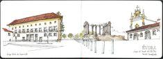 http://urbansketchers-portugal.blogspot.com/