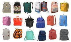 The Backpack is Back! 17 Rucksacks, Packs, and Knapsacks We Love via Brit + Co