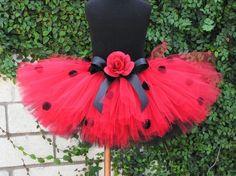 Tutu Halloween Costume  Teen Adult Women  Custom by TiarasTutus, $72.00