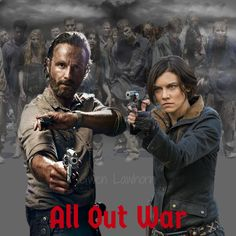 The Walking Dead # TWD #DeadFans #twdfamily   #zombieapocalypse  #walkers #amcthewalkingdead  #rickgrimes #andrewlincoln #maggie  #laurencohan