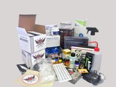 MTS Pro Tattoo Kit - £475.00 #studiosupplies #tattoosupplies #magnumtattoosupplies
