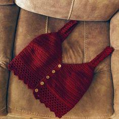 Fashion Tips Casual .Fashion Tips Casual Motif Bikini Crochet, Crochet Bra, Crochet Crop Top, Pull Crochet, Gilet Crochet, Mode Crochet, Sewing Clothes, Crochet Clothes, Diy Clothes