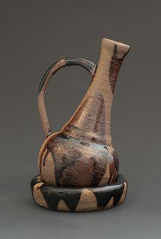 flyeschool, a website & blog by rob flye & his ceramics students at inglemoor hs in kenmore, WA. (coffee pourer by bethel abraham).