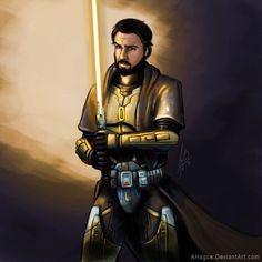 Kyle Katarn the second (Kyle and Jans son) Star Wars 1313, Star Wars Rpg, Star Wars Jedi, Star Wars Characters Pictures, Star Wars Pictures, Star Wars Images, Star Wars Concept Art, Star Wars Fan Art, Trajes Star Wars