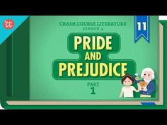 Reader its jane eyre crash course literature 207 john green pride and prejudice part 1 crash course literature 411 youtube fandeluxe Images