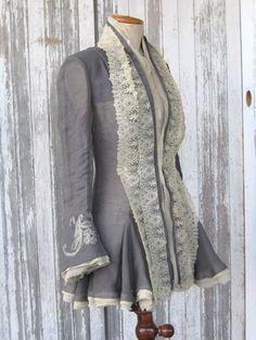 Indalia Fashion - Asian and Italian fabrics combined with Italian tailoring#5