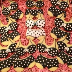 Bachelorette/Bra and Panty cookies from Sara Belle's Bakery!