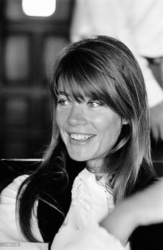 """isabelcostasixties: """" Francoise Hardy at home in Corsica. photo by Botti """""""