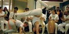 Maculele Dance Class