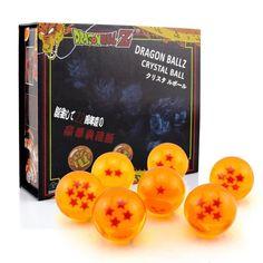 Replica de las Bolas de Dragon #dragonball #boladedragon #dbz #shenron