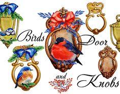 "Check out new work on my @Behance portfolio: ""Birds and Door Knobs"" http://be.net/gallery/58292715/Birds-and-Door-Knobs"