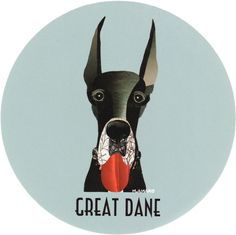 マイ @Behance プロジェクトを見る : 「018 | Great Dane」 https://www.behance.net/gallery/42194261/018-Great-Dane