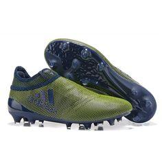 more photos e90fb a05a0 Adidas X 17 PureChaos FG Fotballsko Svart Gul Adidas Football, Football  Shoes, Crampon Adidas