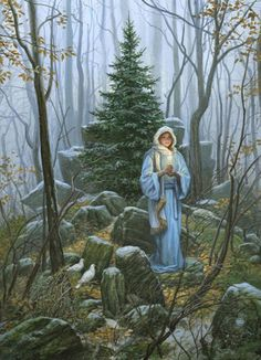 Michael Whelan, Woodland Peace