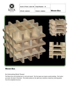 Woven Cube