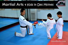 Martial Arts pros and cons for kids.