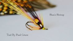 A denny brennan pattern tied on sz 8, great pattern. By Paul Grieve