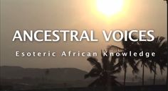 An educational documentary spanning two continents, opening up a much-needed debate about traditional African spiritual systems; their cosmologies, ideologies and underlying ethical principles.  Modern science no longer refutes the origins of mankind being in Africa and similarities in the cosmological ideologies of African esoteric systems with those found many established world religions today, suggest that it was not only people that migrated, but also concepts and themes that then…