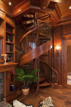 a very cool and amazing special design from tiny house decor for creative design your modern farmhouse Future House, My House, Tiny House Design, Wood House Design, Cabin Design, Staircase Design, Modern Staircase, Stair Design, Wood Staircase