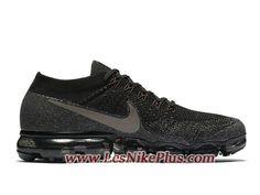 more photos ef07d cfa97 Sneaker NikeLab Air VaporMax Dark Mushroom Chaussures Nike 2018 Pas Cher  Pour Homme Noir 899473-