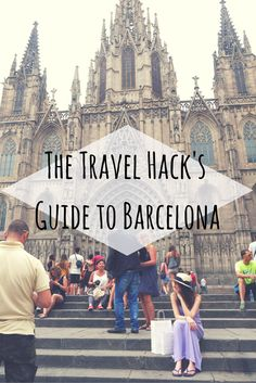 The Travel Hack's Guide to Barcelona  You've booked your flights and now you're wondering what you can actually do in Barcelona. Well step this way, as we share our Barcelona guide. Having visited a few times, including just last month, it includes some of our favourite tourist spots, as well as some lesser known favourite finds.  A word of warning though – if you haven't booked your flights, you'll probably be reaching for your card by the end of this post!