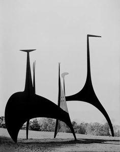 Alexander Calder Large spiny, 1966
