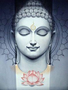 """""""O problema raiz de todos os problemas é a própria mente. Assim, a primeira coisa a ser compreendida é o que vem a ser a mente, de q..."""