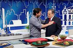 Chef Stefano Bruzzone | Stefano Hotel e Restaurante | Programa Todo Seu | Ronnie Von | Carpaccio Rústico | Fevereiro de 2017. 'Bolachinhas de Laranja'