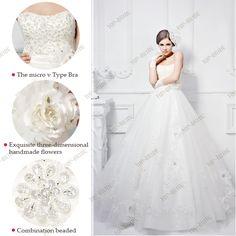 Wedding Dress S1250  www.top-bride.cn  www.top-bride.com  MSN:top-bride@hotmail.com  Skype: topbride707