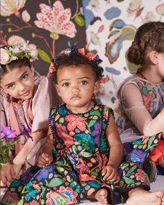 Különleges gyerekdivat körkép New Yorkból - Minimag Fashion Kids, Spring Fashion, Womens Fashion, Fashion Design, Festival Skirts, Girls Dresses, Flower Girl Dresses, Stunning Girls, Junior Fashion