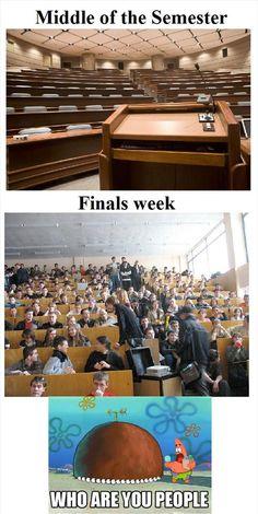 Finals Week Funny   finals week