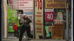 Ferguson looting Friday