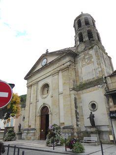 Église Saint-Sauveur – Mazamet. Midi-Pyrénées