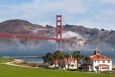 The Presidio Is the Most Underrated Part of SF. Go There Right Now.