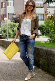 @roressclothes closet ideas #women fashion Outfit Idea for a Free Style Look