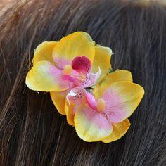 La jolie barette !  #artifleurs @artifleurs02 #fleurs #flowers #flower #fleursstabiliser #rose #orchidée #orchideblanc #barette #broche #cadeaux #ideecadeau #rosearcenciel #blog #blogger #bloggeuse #french #frenchblogger