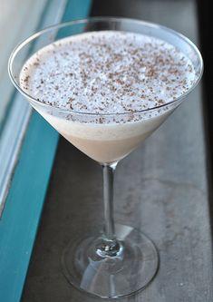 Chocolate Coconut Cocktail Recipe! 4 oz. Stoli Chocolat Kokonut Vodka, 6 oz. chocolate milk, 2 Tbsp. honey and ice. Blend up and enjoy!