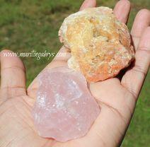 Cuarzo rosa – cuarzo amarillo - Cristales de cuarzo - cristales de cuarzo venta…