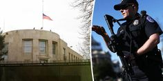 #Turkish police detain man who fired into air outside #US. embassy: media