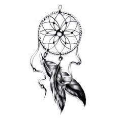 Venez découvrir ce superbe tatouage temporaire Attrape Rêve ! À seulement 3,99€, ils resteront sur votre peau entre 3 et 7 jours. Livraison gratuite en 48h