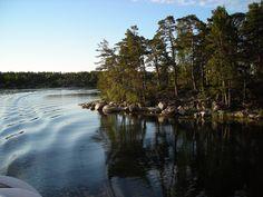 The beautiful Swedish archipelago