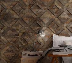 Cast Iron by Apavisa Oxidum 3D Decor Ramp Richmond Melbourne, Style Tile, Wall Tiles, Your Space, Cast Iron, Bedroom, Interior, Heaven, 3d